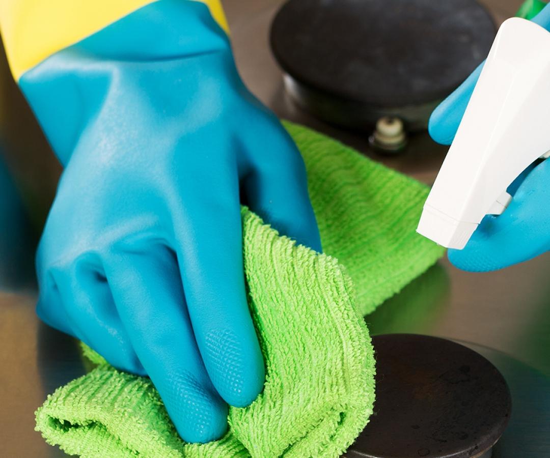 Nettoyage maison
